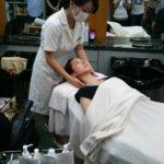 女性のお顔剃り講習会に参加して来ました。