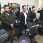 barberスタイル